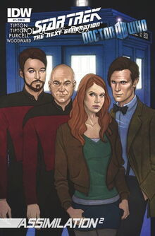 Assimilation², issue 7 cover B