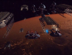 Utopia Planitia Yards