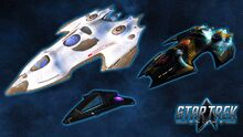 Federation timeships