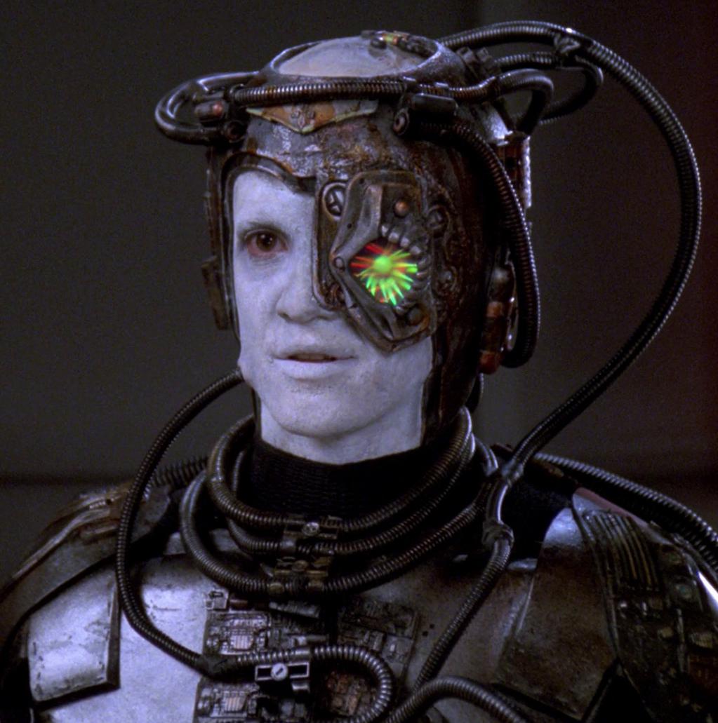 Star Trek Hugh