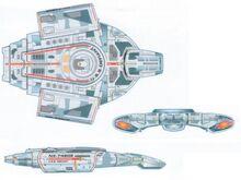 Defiant schematic