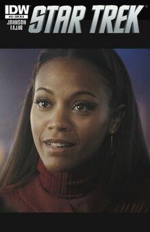 IDW Star Trek, Issue 15 RI-B