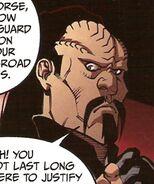 Klingon chancellor 2267