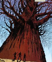 Tree of Life DC Comics