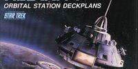 Regula-1 Orbital Station Deckplans