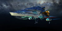 Risian luxury cruiser