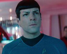Spock, 2259