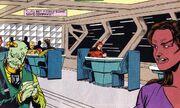 Ten forward DC Comics