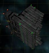 Borg harmonic defender