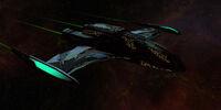 Unnamed Ha'feh class starships
