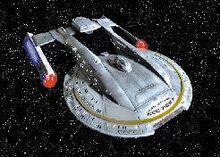 USS Jupiter akira shot