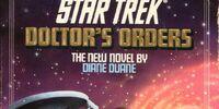 Doctor's Orders (novel)