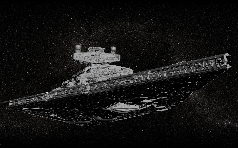 Phoenix Class Star Destroyer Star Wars Exodus Visual