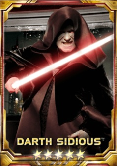 Darth Sidious 5S