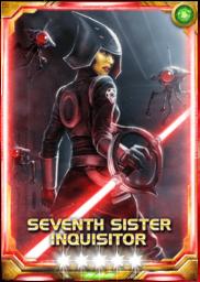 Seventh Sister Inquisitor (Awakened)