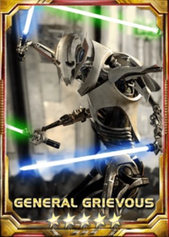 General Grievious Last Stand 5S