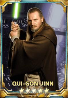 Qui-Gon Jinn 5S Small