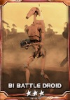 B1 Battle Droid3S