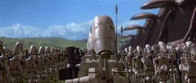 Battle Droid Army
