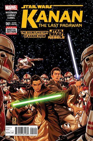 File:Star Wars Kanan Vol 1 1 2nd Printing Variant.jpg
