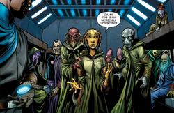 Rebel senators