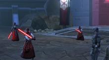 Battle in Fulminiss base