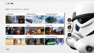Gamemodes-SW Battlefront