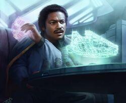 Lando Calrissian-EoD