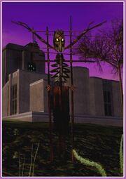 Kashyyyk Scarecrow