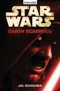 Darth Scabrous Cover