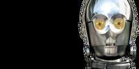 Protokolární droid/Legendy