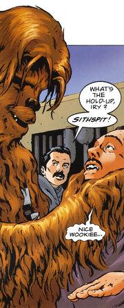 Nice Wookiee