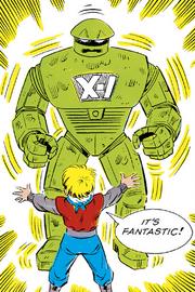 Ranger x-1