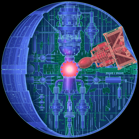 Death Star Plans Wookieepedia FANDOM Powered By Wikia - Death star blueprints