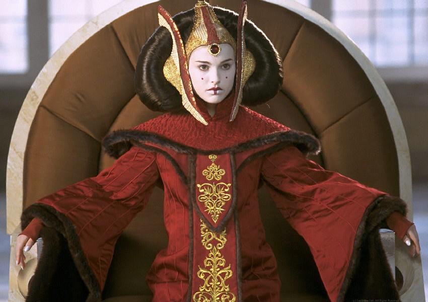 Image result for star wars padme