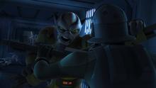 Zeb vs Agent Kallus