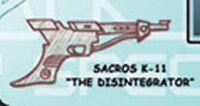 K-11 Blaster