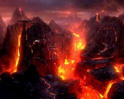 Mustafar hell