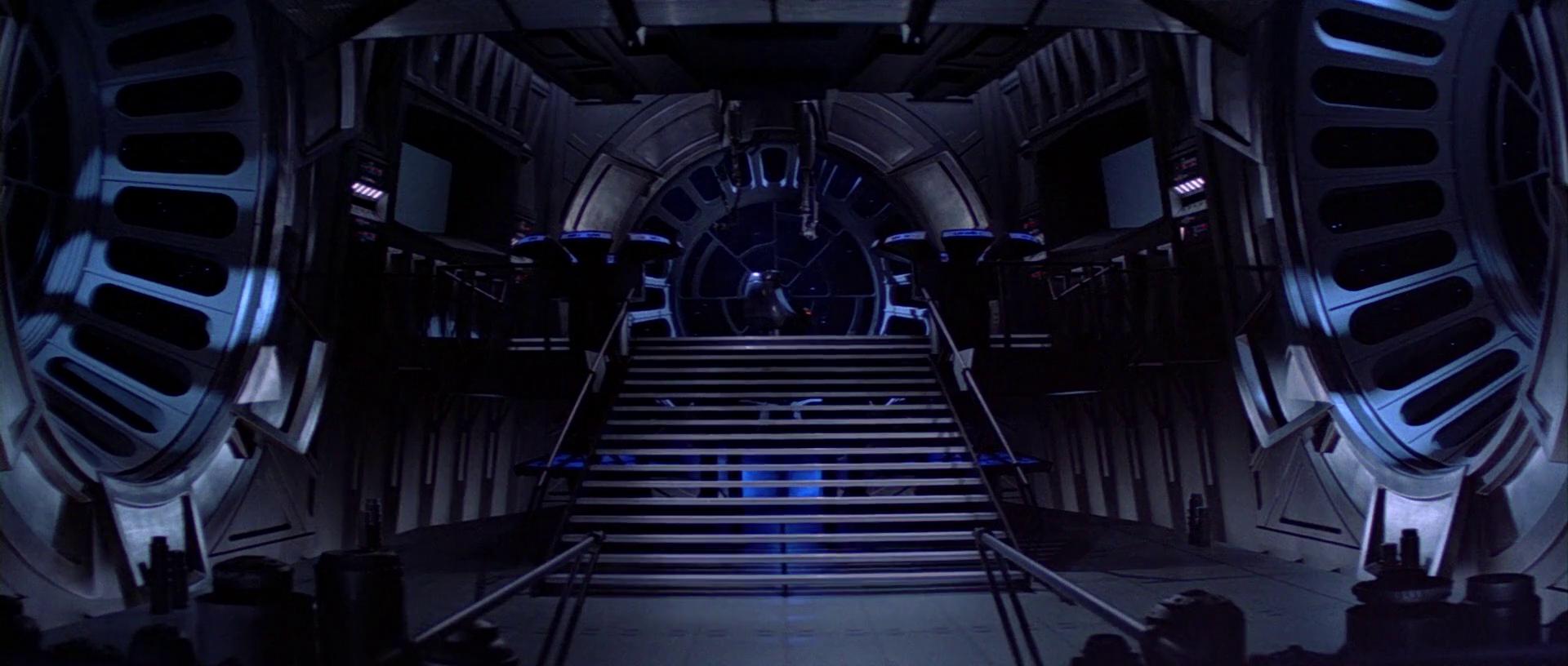 Parallels Between Episodes Screenshots The Cantina