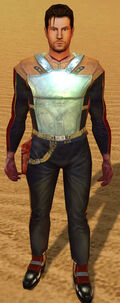 Heavy Combat Suit