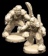 Swi14-16 plastic Wookiee Warriors