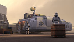 Imperial Troop Transporter