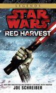 Red Harvest Legends Cover