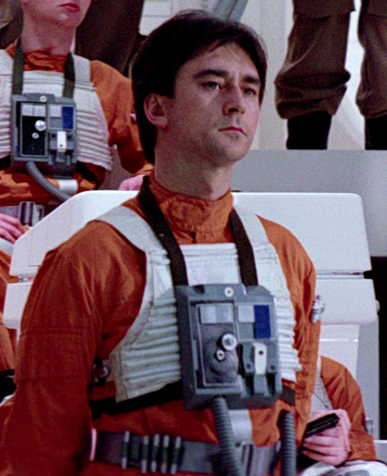 Wedge Antilles in Return Of The Jedi