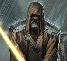 Jedi Master Belth Allusis