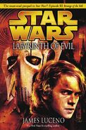 Labyrinth of Evil Cover
