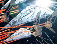 Outer Rim Third Fleet strikes back