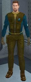 Peragus miner uniform