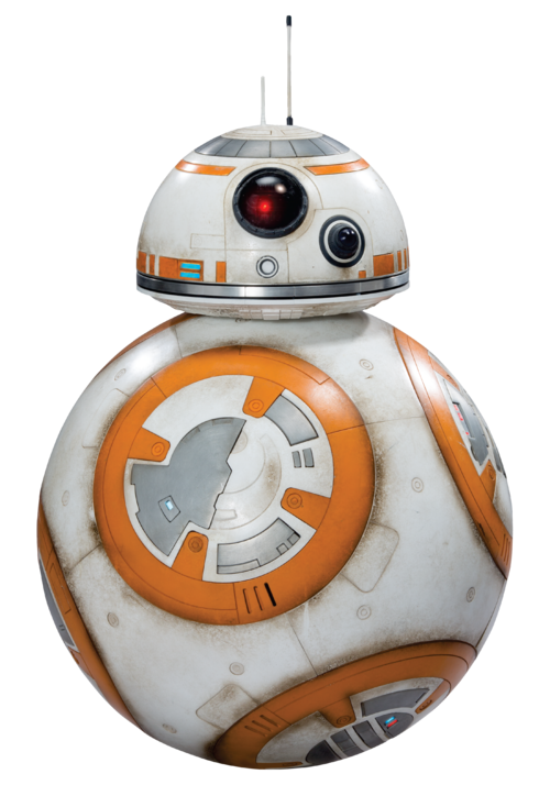 BB-8 App-Enabled Droid, Built by Sphero