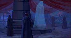 Emperor Kaas holo